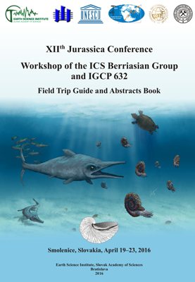 XIIth Jurassica Conference.
